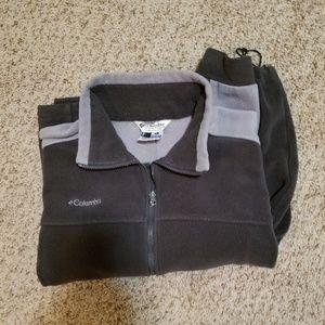 Columbia Men's Zippered Jacket